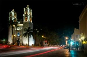 Valladolid_night